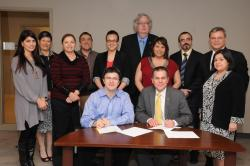 Eskasoni Band Signs MOU with NSCC